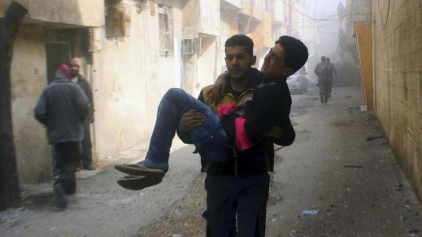 30-tägige Feuerpause: UN-Sicherheitsrat stimmt für Waffenruhe in Syrien