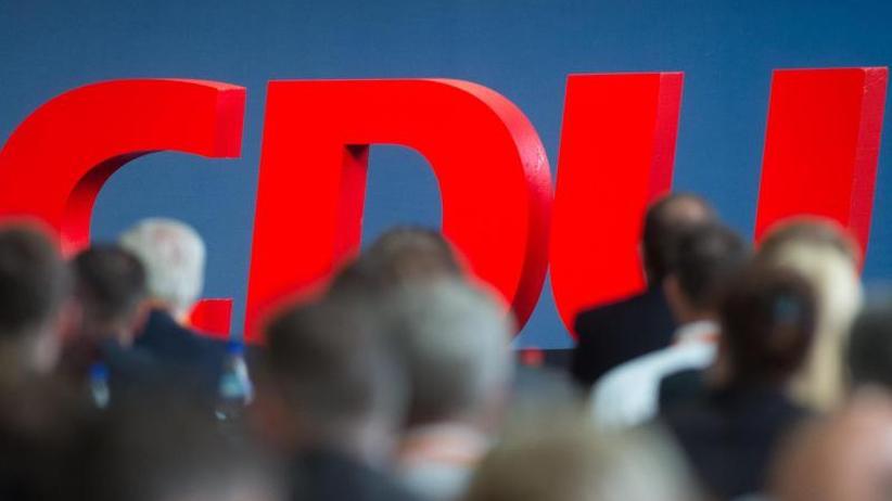 Vor CDU-Parteitag in Berlin: Union diskutiert über ihr Profil