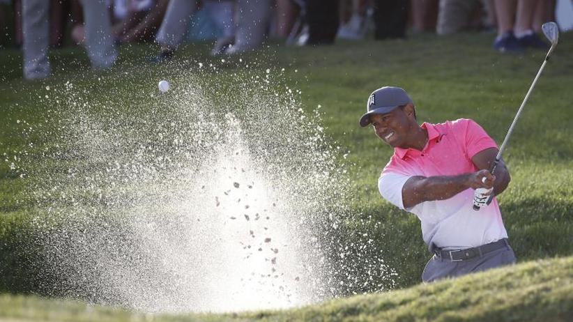 PGA-Turnier: Woods klettert in Florida auf Rang 14 - Cejka schafft Cut