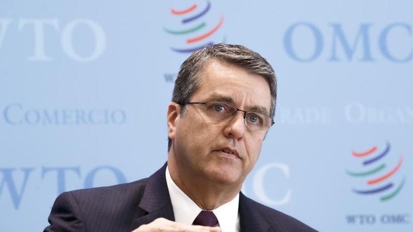 """Handelspolitik: WTO-Chef: Handelskriege können """"jederzeit passieren"""""""