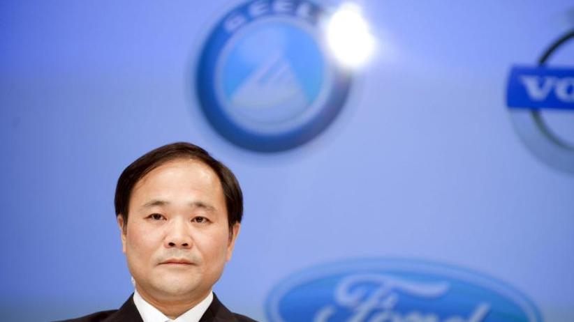 Ausbau mit BAIC: Daimler-Großaktionär Geely: langfristiger Plan