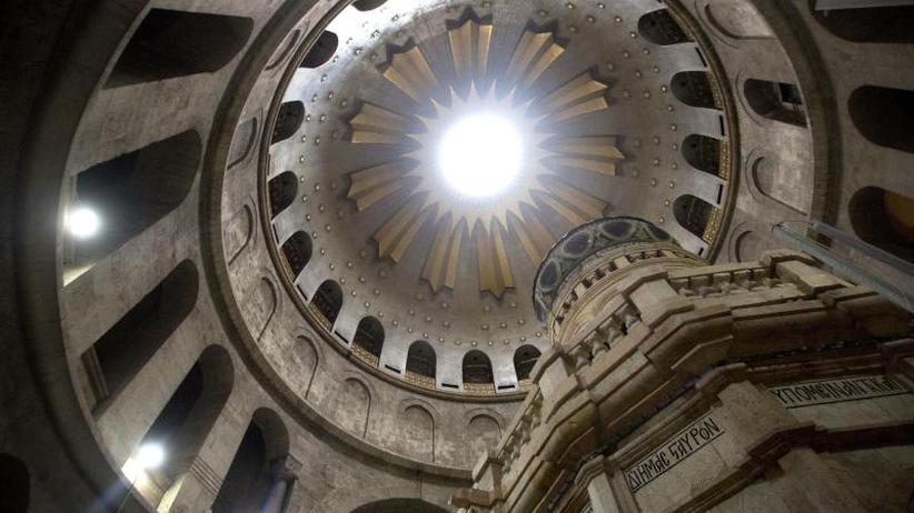 Tourismusmagnet: Grabeskirche in Jerusalem aus Protest geschlossen