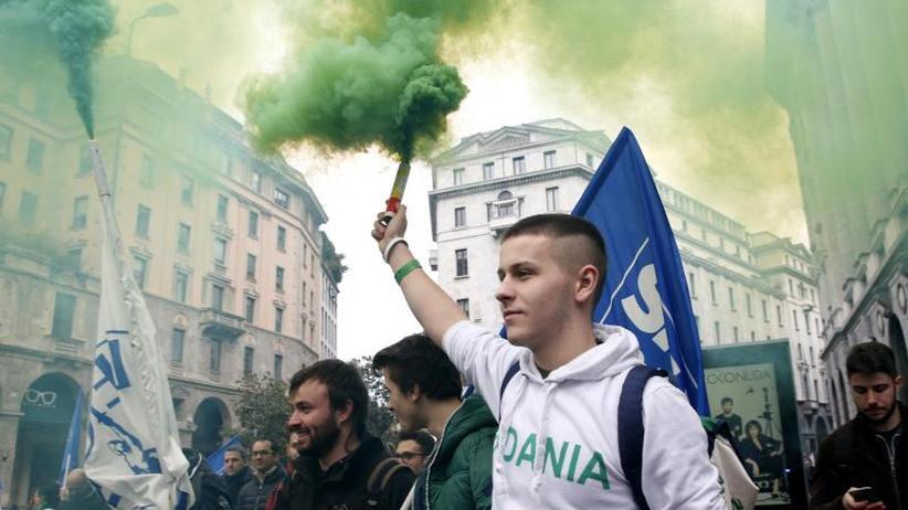 Wahl am 4. März: Wie weit rückt Italien nach rechts?