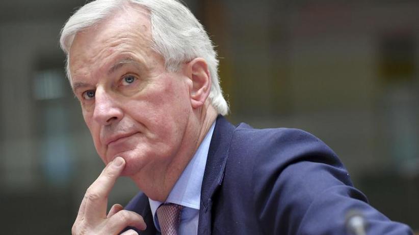 Neue Hürden: EU-Unterhändler Barnier empört London mit Brexit-Entwurf