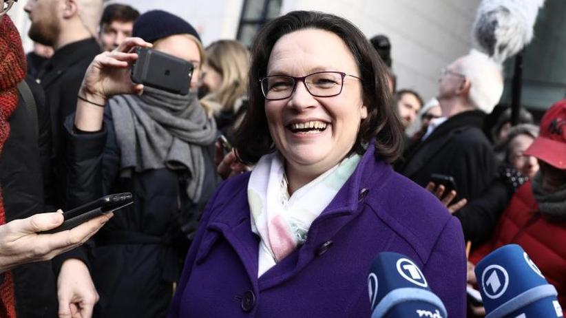 Groko nimmt Form an: SPD sagt Ja: Deutschland bekommt eine neue Regierung