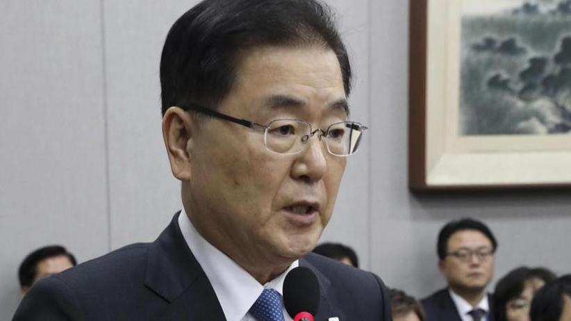Innerkoreanische Annäherung: Südkoreas Präsident schickt Sondergesandte nach Nordkorea