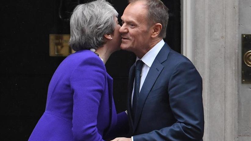 Wirtschaftsbeziehungen: Brüssel bietet London nur Handelsabkommen nach dem Brexit