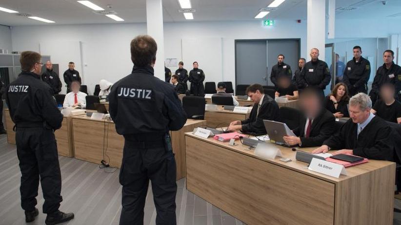 """Rechte """"Gruppe Freital"""": Richter spricht von feigen Taten"""