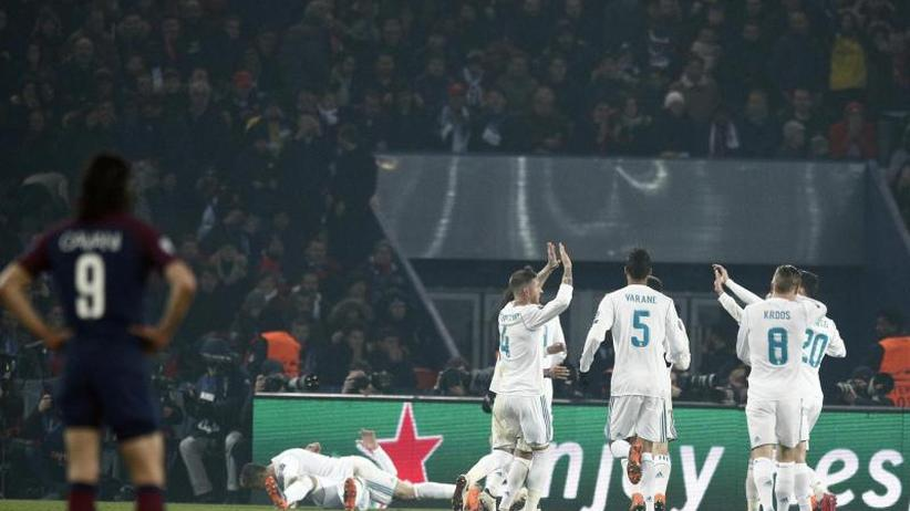 "Aus in der Champions League: ""Scheich matt"": Real Madrid stellt Paris-Projekt in Frage"