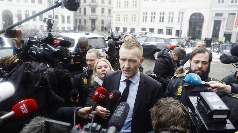 Spektakulärer Kriminalfall: Erfinder Madsen: Kim Wall ist im U-Boot erstickt
