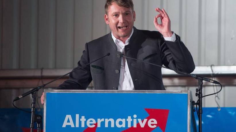 Alternative für Deutschland: Poggenburg gibt AfD-Spitzenämter in Sachsen-Anhalt auf