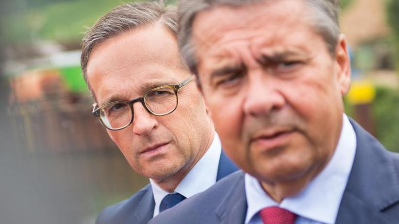 Regierungsbildung inBerlin: SPD-Ministerliste: Maas ersetzt Gabriel als Außenminister