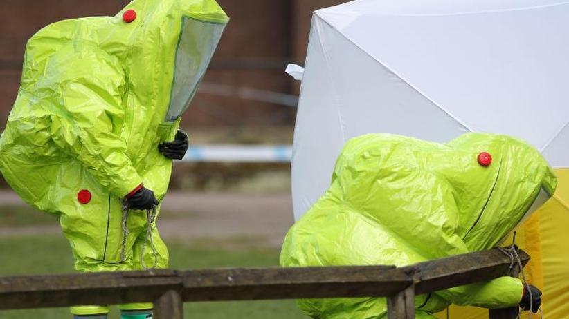 Innerpolitischer Druck: Vergifteter Ex-Doppelagent: London ringt um eine Reaktion