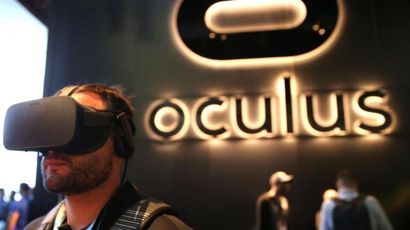 Peinliche Panne: VR-Brillen von Facebook-Firma Oculus zeitweilig lahmgelegt
