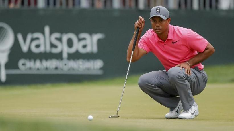 Golf-Turnier in Palm Harbor: Woods verfehlt als Zweiter knapp den 80. Sieg auf PGA-Tour
