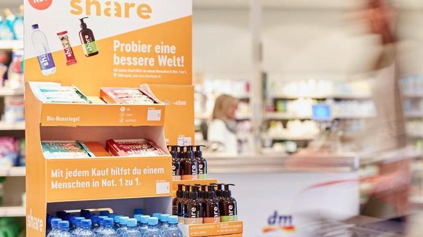 """Teilen beim Einkaufen: """"Soziale Produkte"""" kommen in die Supermärkte"""