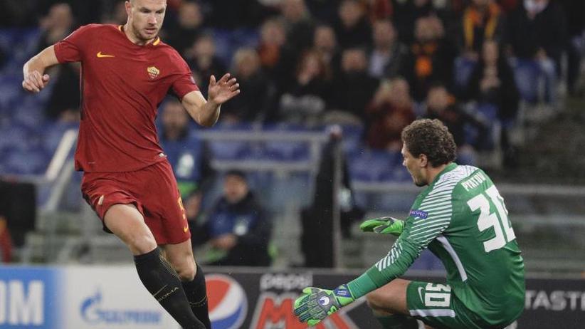 Joker Ben Yedder: FC Sevilla und AS Rom im Viertelfinale der Champions League