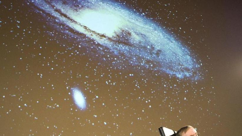 Genie und ein bisschen Popstar: Astrophysiker Stephen Hawking gestorben