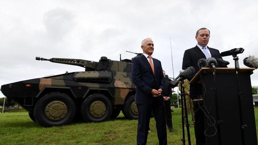 Rheinmetall: Australien kauft 211 Panzer aus Deutschland