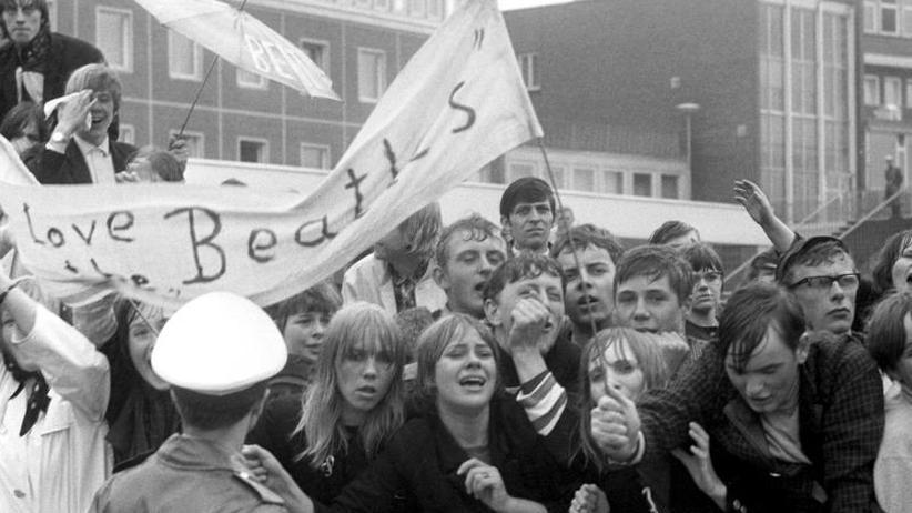 Hardrock und Heintje: Das Protest-Jahr 1968 und seine Musik