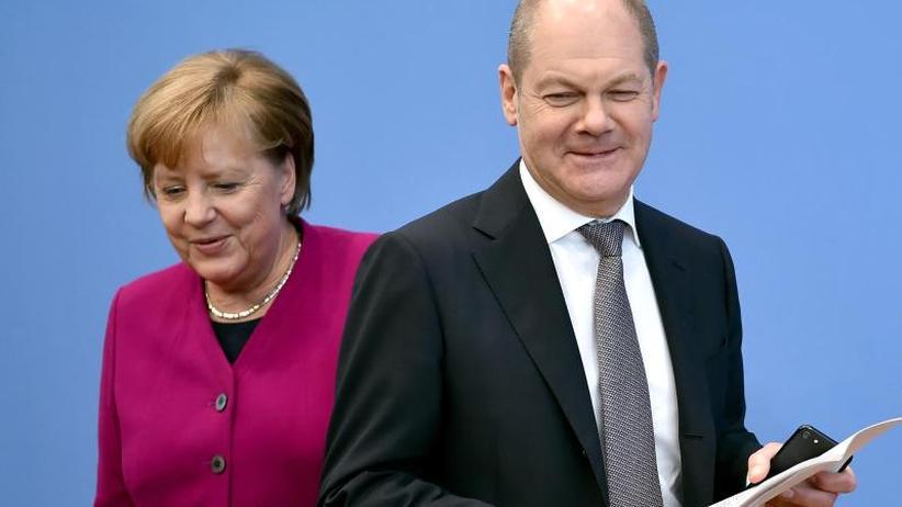 Analyse: Fünf Fragezeichen im Kabinett Merkel IV