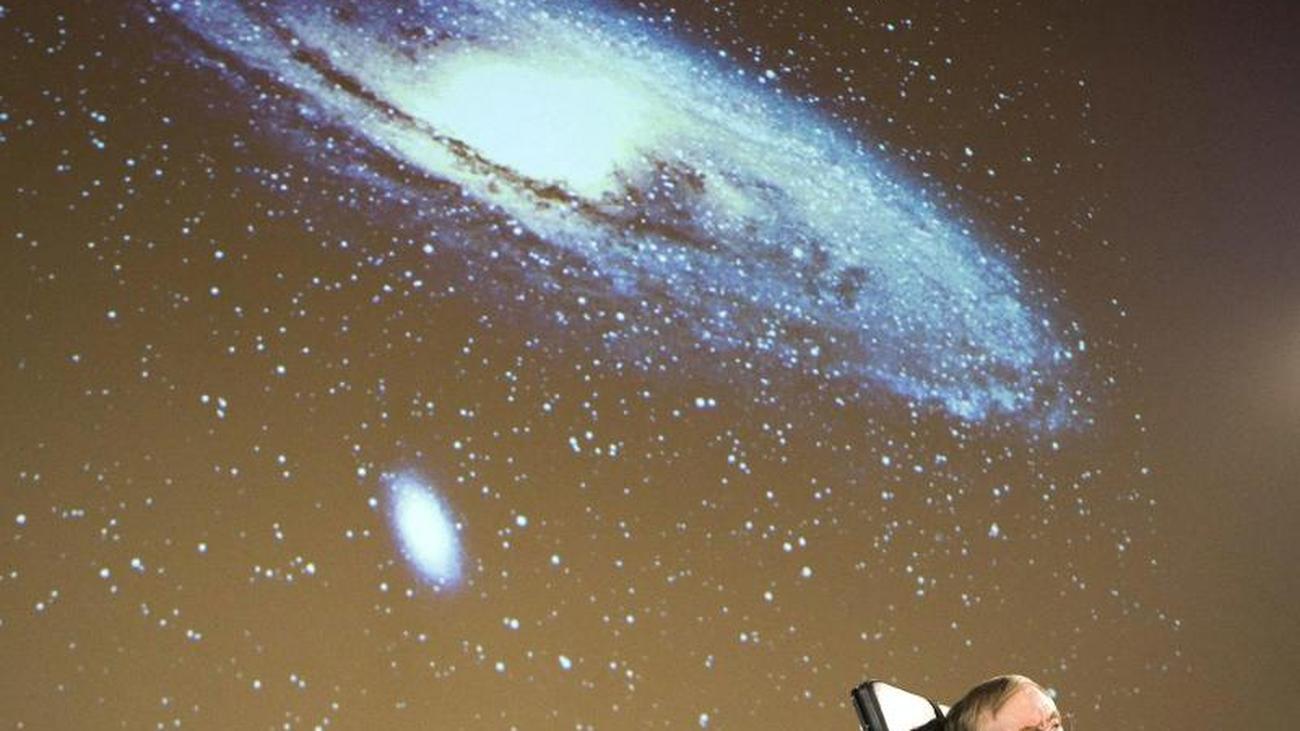 Astrophysiker Gestorben Genie Und Ein Bisschen Popstar Stephen
