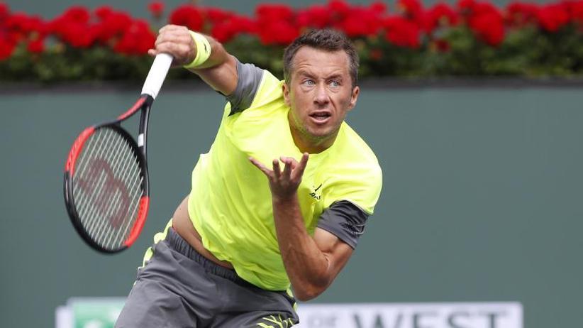 ATP-Turnier: Kohlschreiber erreicht Viertelfinale in Indian Wells