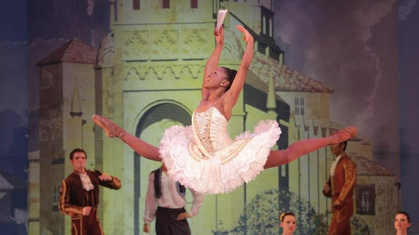 Unglaubliche Karriere: Madonna dreht Film über Nachwuchs-Ballerina