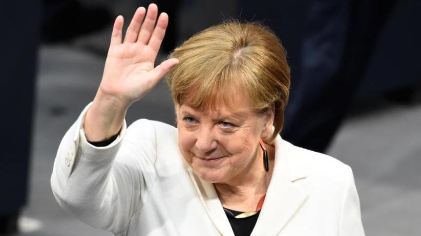 SPD verspricht klare Mehrheit: Merkel vor vierter Wahl zur Kanzlerin