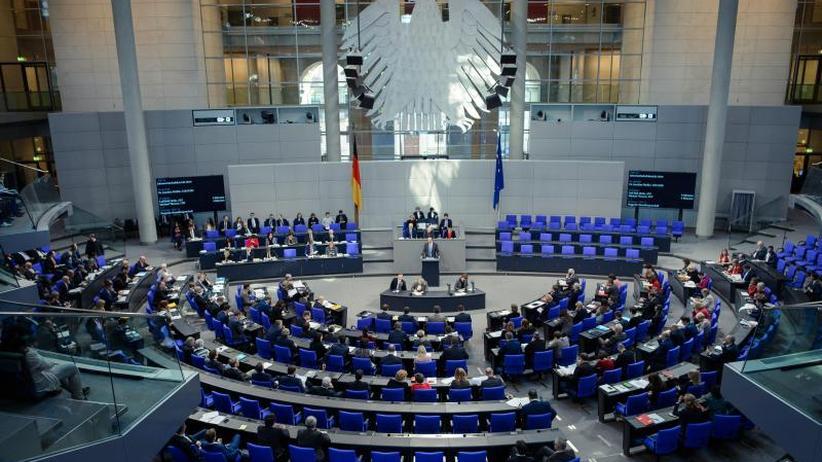 FDP für Wechselmodell: Bundestagsdebatte über wechselnde Kindesbetreuung