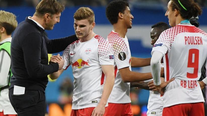 Europa League: Mission geht weiter: RB Leipzig will Bayern-Sause verhindern