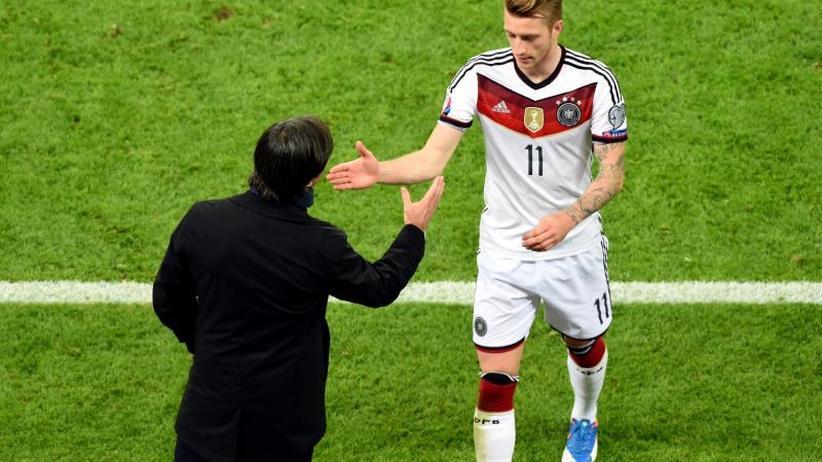 BVB-Star verletzt: Sportbuzzer: Reus nicht im Aufgebot für erste Länderspiele