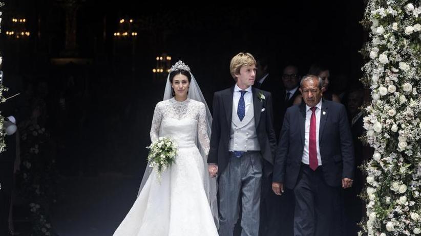 """""""Prinzessin der Anden"""": Christian von Hannover und peruanisches Model vor Traualtar"""