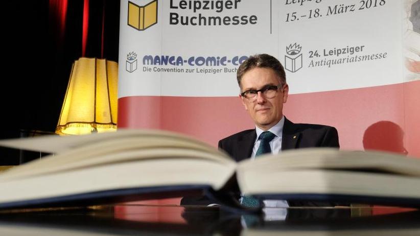 Politisches im Vordergrund: Direktor: Leipziger Buchmesse kommt auch ohne Gastland aus