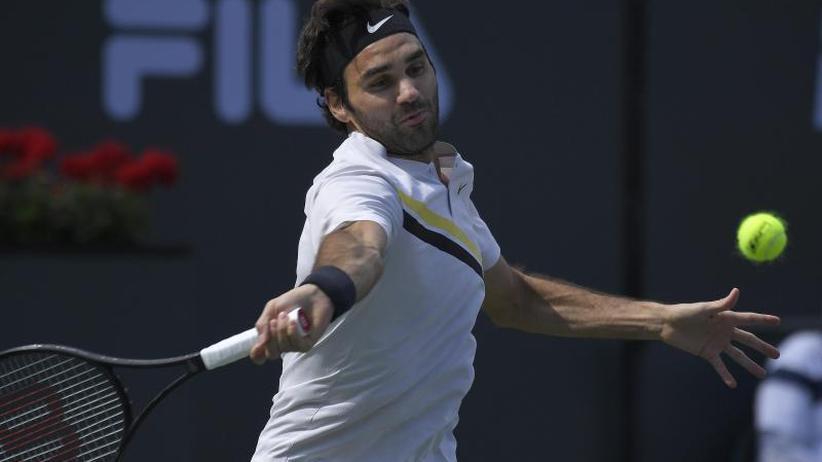 Turnier in Indian Wells: Federer mit Auftakt-Rekord:17Siege am Stück