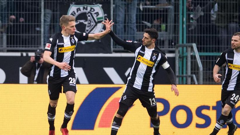 Ginter mit Last-Minute-Tor: Gladbacher Notelf beweist Moral: 3:3 gegen Hoffenheim