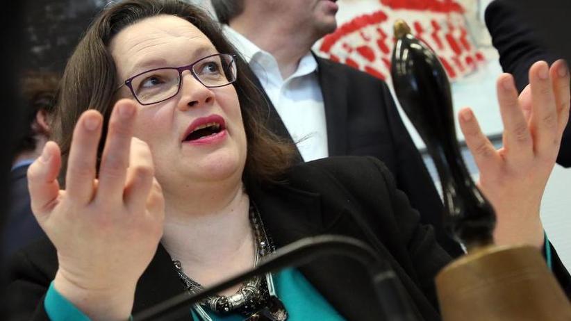 Vorwurf der Spaltung: Nahles & Co wollen Seehofers Islam-Debatte beenden