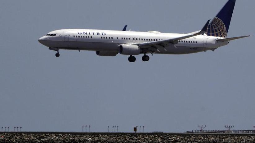Maschine umgeleitet: Neues Hunde-Problem bei United Airlines