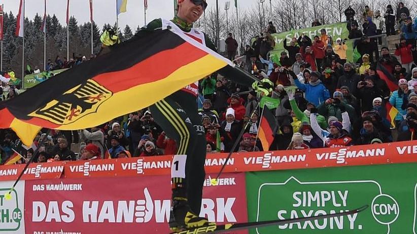Weltcup: Nordische Kombination: Rießle gewinnt auch in Klingenthal