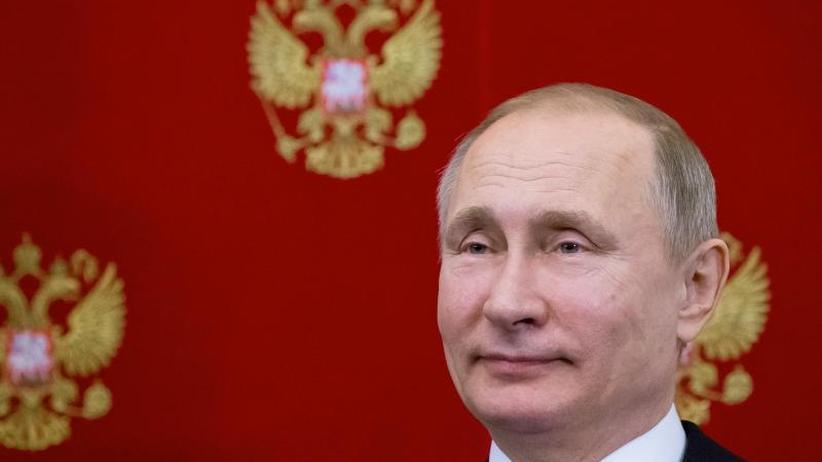 Wahlsieg mit Ankündigung: Dem Westen bleibt sein Konfliktpartner Putin erhalten