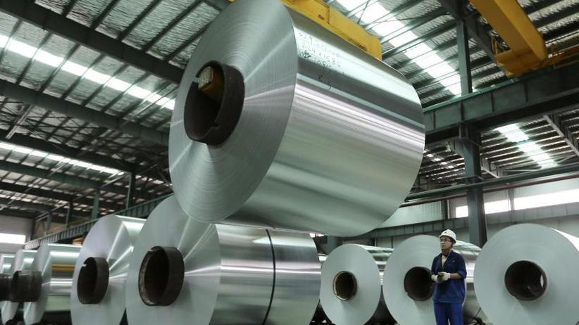 Handelsstreit um Strafzölle: Merkel für internationale Stahl-Gespräche - auch mit China