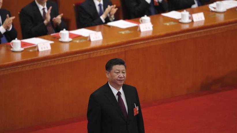 """Volkskongress endet: China will """"rechtmäßigen Platz in der Welt"""" einnehmen"""