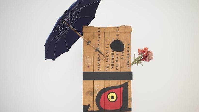 Ausstellung in Santander: Die wundersamen Wesen des Joan Miró