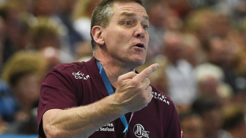 Champions League: Kiel und Flensburg deutsche Handball-Hoffnungsträger