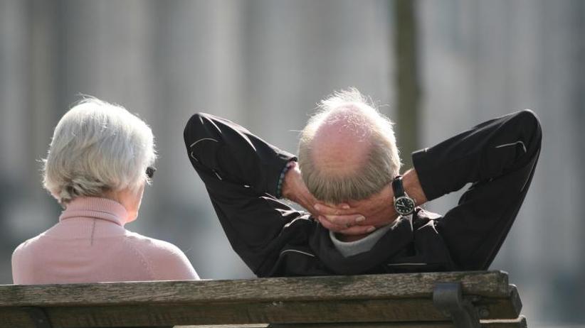 Spürbare Erhöhung: Renten steigen im Westen um 3,2, im Osten um 3,4 Prozent