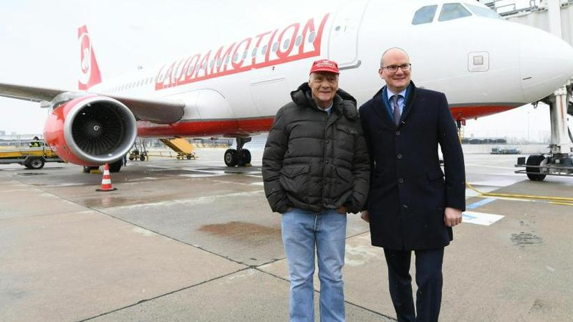 Flottenausbau geplant: Ryanair schnappt sich Niki-Nachfolgerin Laudamotion