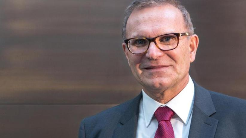 Wechsel in die Wirtschaft: Staatssekretär Odenwald soll Bahn-Aufsichtsratschef werden