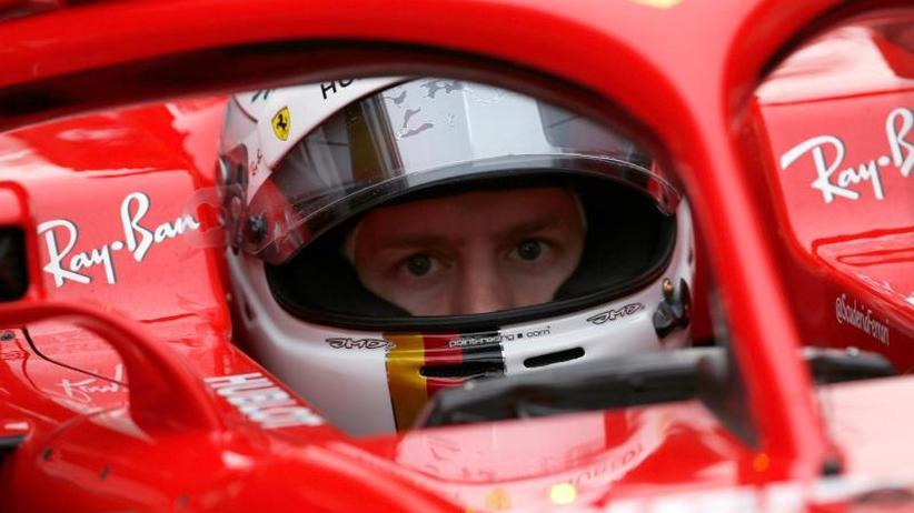Vor 200. Grand Prix: Vettels WM-Mission: Es geht um die 5 für die Startnummer 5