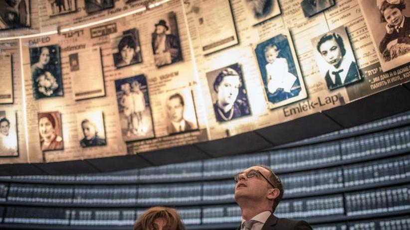 Besich in Israel: Maas erklärt Holocaust-Überlebenden seine Auschwitz-Äußerung