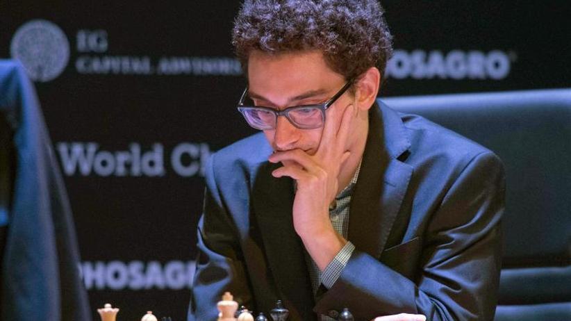 Kandidatenturnier in Berlin: Amerikaner Caruana fordert Schach-Weltmeister Carlsen heraus